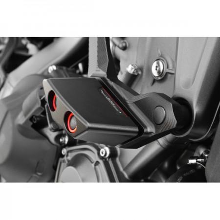 Kit Patins Protection de Cadre Yamaha MT09 MT-09 2021 / 2022